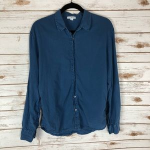 Standard James Perse Chambray Button Down